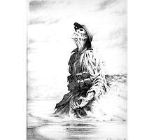 WW1 ZOMBIE DEAD SOLDIER Photographic Print