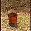 """""""Grandpa's Waste Management System""""... prints and products by © Bob Hall"""