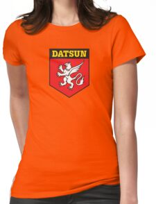 Datsun Griffin Womens Fitted T-Shirt