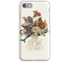 Blood Dolphin Crescendo iPhone Case/Skin