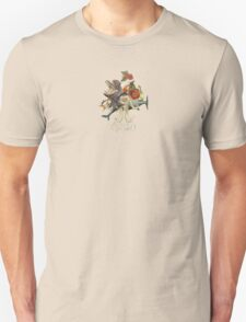 Blood Dolphin Crescendo T-Shirt