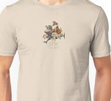 Blood Dolphin Crescendo Unisex T-Shirt