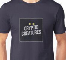 Cryptid Creatures Logo Apparel  Unisex T-Shirt