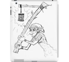 Evil Elf iPad Case/Skin