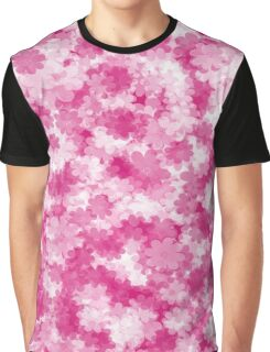 Blossom Pink Graphic T-Shirt