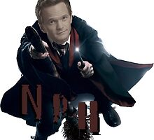 Neil Patrick Harris-NPH/HP by Sagemerchxo
