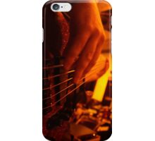 Goldilocks Bass iPhone Case/Skin