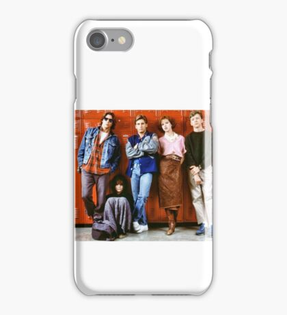 Breakfast Club iPhone Case/Skin