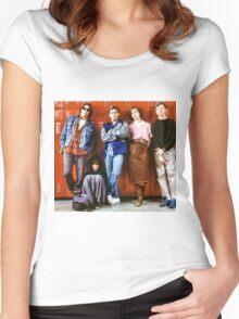 Breakfast Club Women's Fitted Scoop T-Shirt