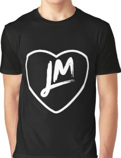 Little Mix! - LM Heart Graphic T-Shirt