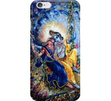 Krishna Leela iPhone Case/Skin