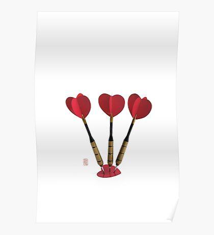 Valentines Target Poster