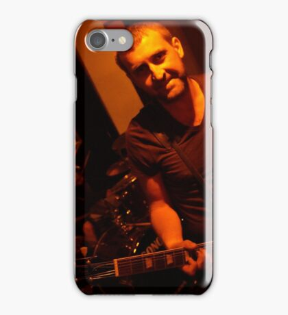 Goldilocks lead guitar iPhone Case/Skin