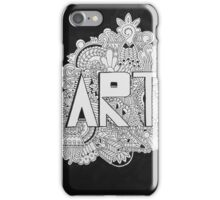 My Art Form iPhone Case/Skin