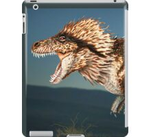 Tyrannosaurus Rex Finished Reconstruction iPad Case/Skin