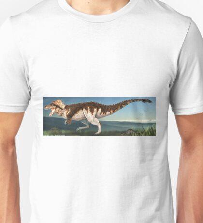 Tyrannosaurus Rex Finished Reconstruction Unisex T-Shirt