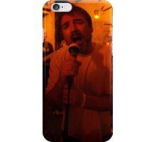 Goldilocks Front man iPhone Case/Skin
