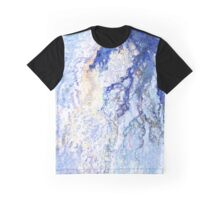 Okavango lilac Graphic T-Shirt