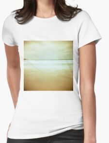 Bondi Beach Sydney 1 Womens Fitted T-Shirt