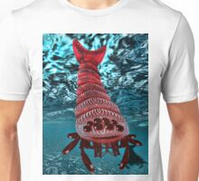 Microphone Monster Under the Sea Unisex T-Shirt