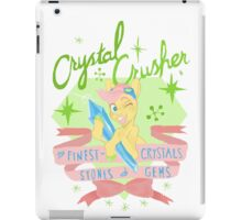 Fine Gems iPad Case/Skin