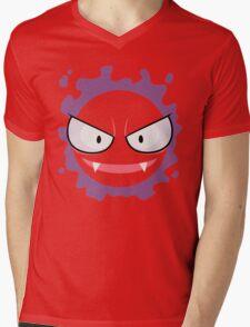 Gastly Mens V-Neck T-Shirt