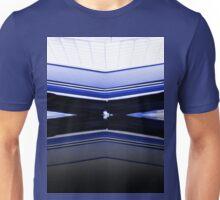 Artistic car bumper Unisex T-Shirt