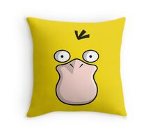 Psyduck Throw Pillow