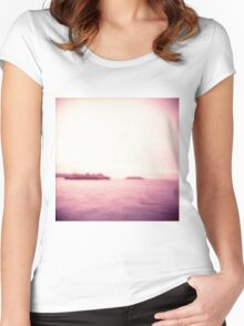 Sydney Manly Ferry Women's Fitted Scoop T-Shirt