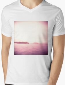 Sydney Manly Ferry Mens V-Neck T-Shirt