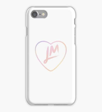 Little Mix - LM Heart RAINBOW! iPhone Case/Skin
