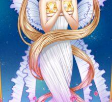Sailor Moon + brooch Sticker