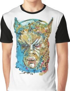 Curse of the Werewolf  Graphic T-Shirt