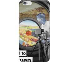 portal to heaven iPhone Case/Skin