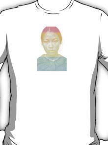 A-Girl on Colour T-Shirt