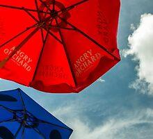 """Sunbrellas"" by John  Kapusta"