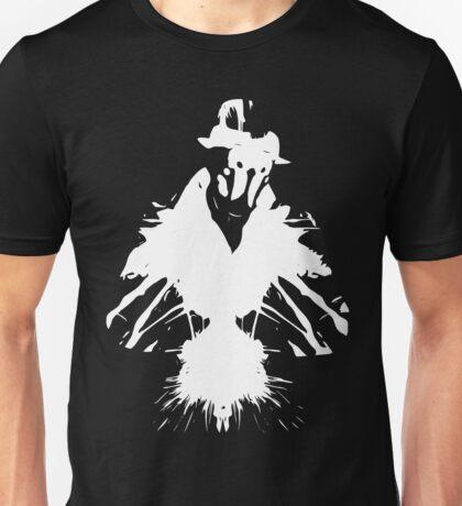 Rorschach Black Unisex T-Shirt