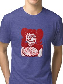 Circus Baby's Pizza World Tri-blend T-Shirt