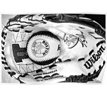 Wilson (boston red sox) Poster