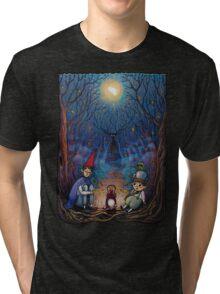 Over the Garden Wall Tri-blend T-Shirt