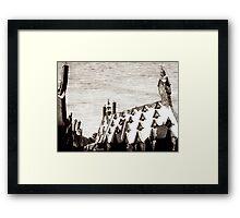 The Owlery Framed Print