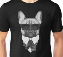 Badass dog  Unisex T-Shirt