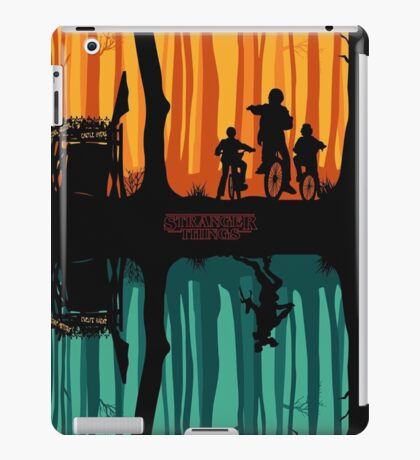 stranger iPad Case/Skin
