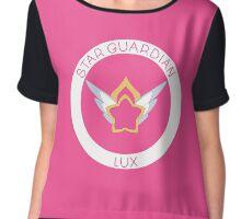 Star Guardian Lux White Chiffon Top