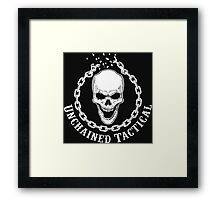 Unchained Tactical Co. Framed Print