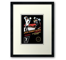 Jack Rabbit Slim's Dance Off Framed Print