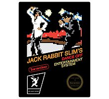 Jack Rabbit Slim's Dance Off Photographic Print