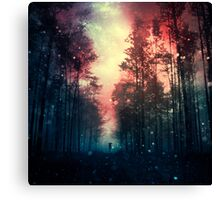 Magical Forest II Canvas Print