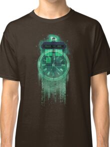 Through Time and Dimensions Classic T-Shirt