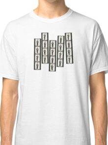 Chaplins Contacts Classic T-Shirt